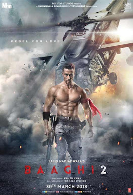 Baaghi 2 2018 720p HEVC HD Movie Download