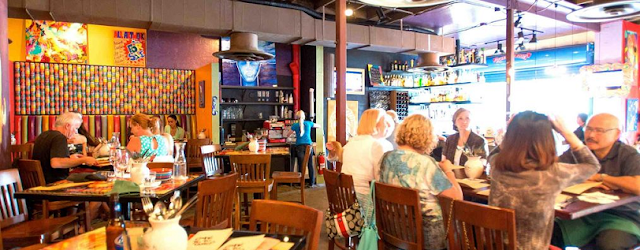 Café Tu Tu Tango em Orlando