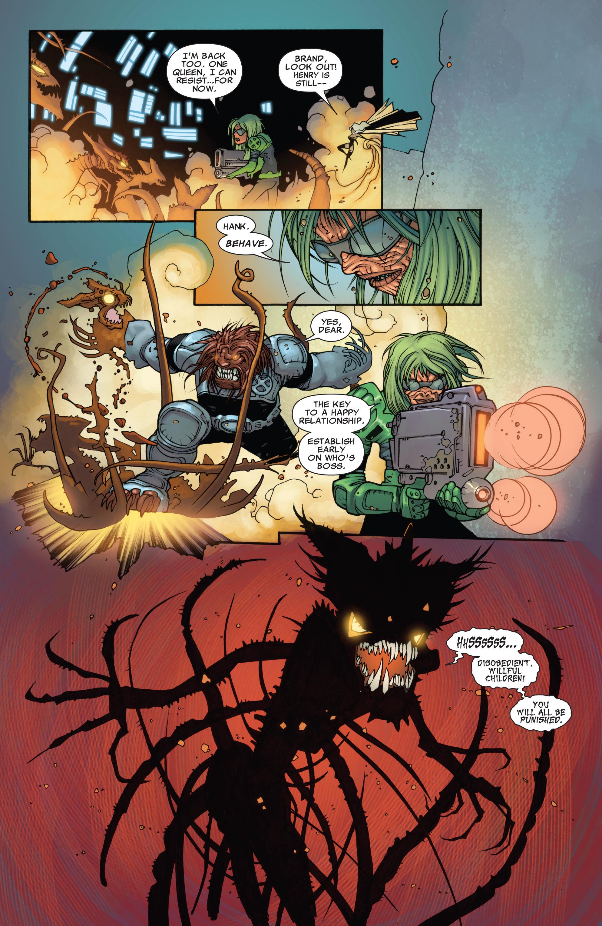 Read online Astonishing X-Men (2004) comic -  Issue #42 - 12
