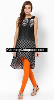 modern Kurta Styles for Women's