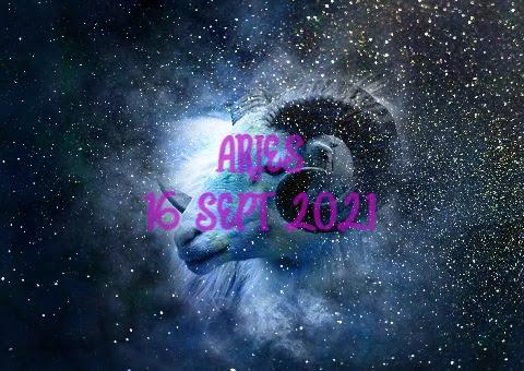 ZODIAK Hari ini ARIES 16 September 2021