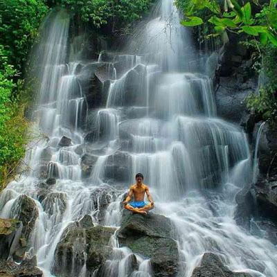 Lokasi Air Terjun Kanto Lampo Giayar Bali