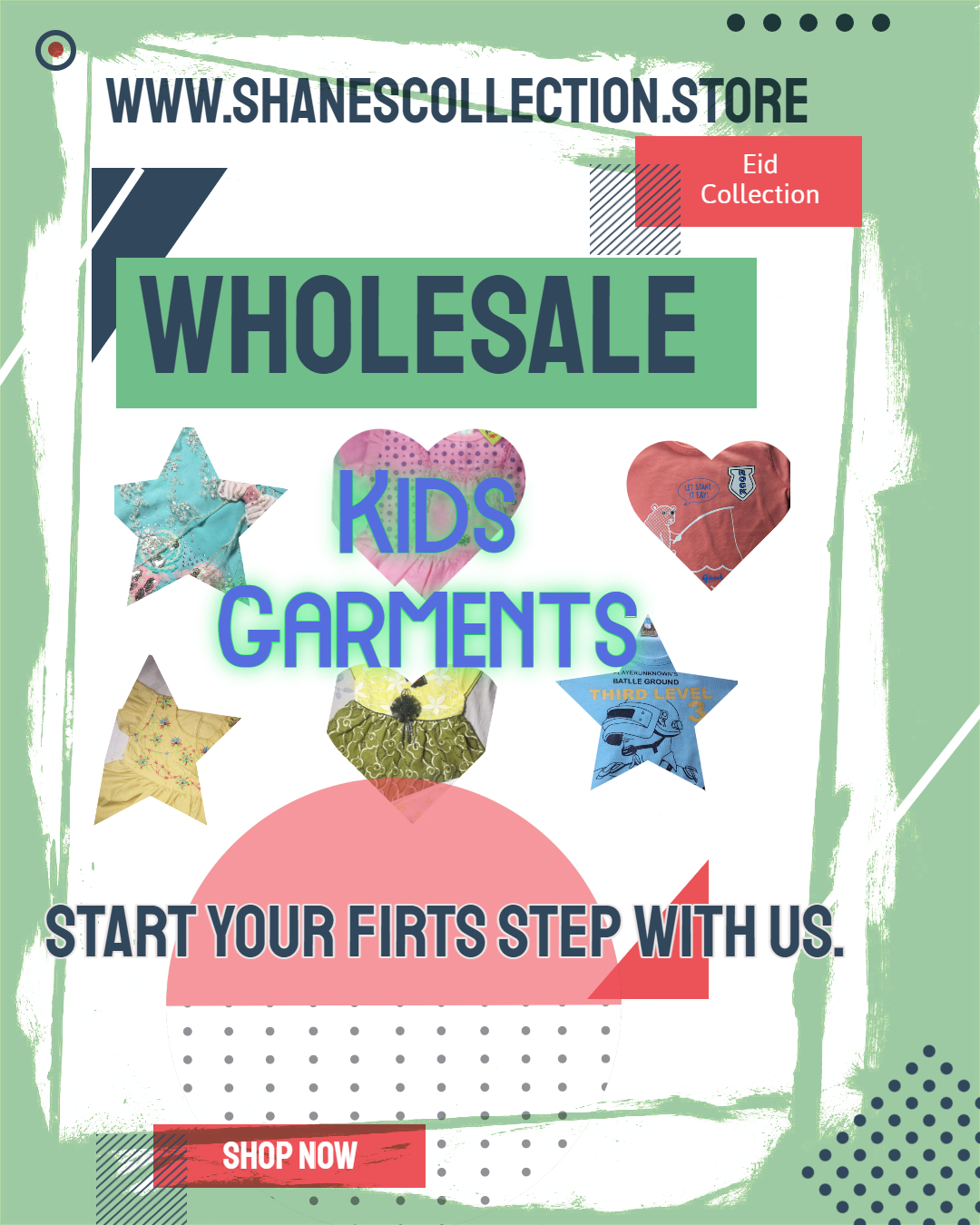 Shanes Kids Wholesale
