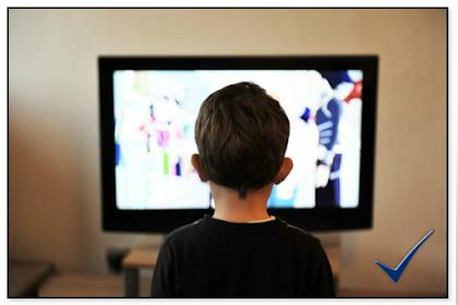 Bila Anak Kecanduan Nonton TV