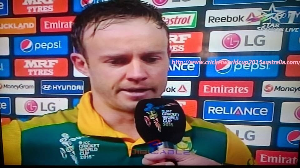 morkel de villiers steyn crying newzealand world cup 2015