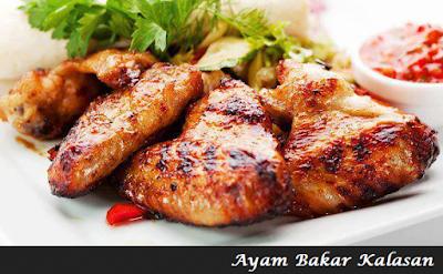 Resep Ayam Bakar Kalasan Dengan Sambal Paling Enak