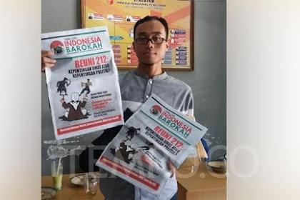 "Resmi, DMI Minta Tabloid Hoax ""Indonesia Barokah"" Tidak Masuk Masjid"