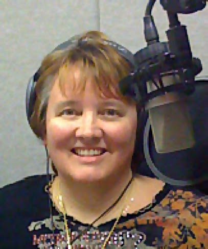 Karen Commins narrator of Dixie Diva Blues