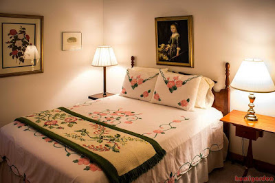 Bedroom, Guest Room, Bed Chamber, Duvet, Linen