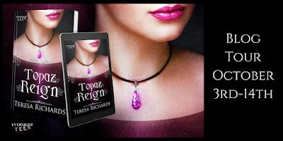 Emerald Bound and Topaz Reign Teresa Richards