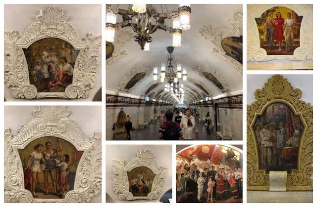 Kiyevskaya  (Moscow Metro)