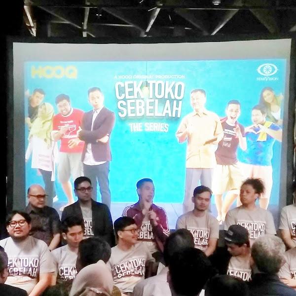 Cek Toko Sebelah The Series Tayang Desember 2018