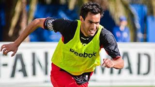 Lawan Bali United, Persib Bandung Siap Mainkan Marcos Flores