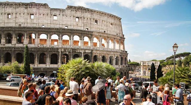 Roteiro de 5 dias em Roma