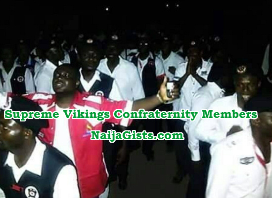 Supreme Eiye Confraternity Orientation