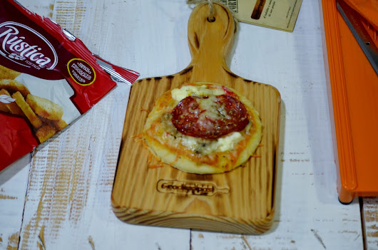 Mini- pizza