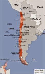 Peta Negara Argentina