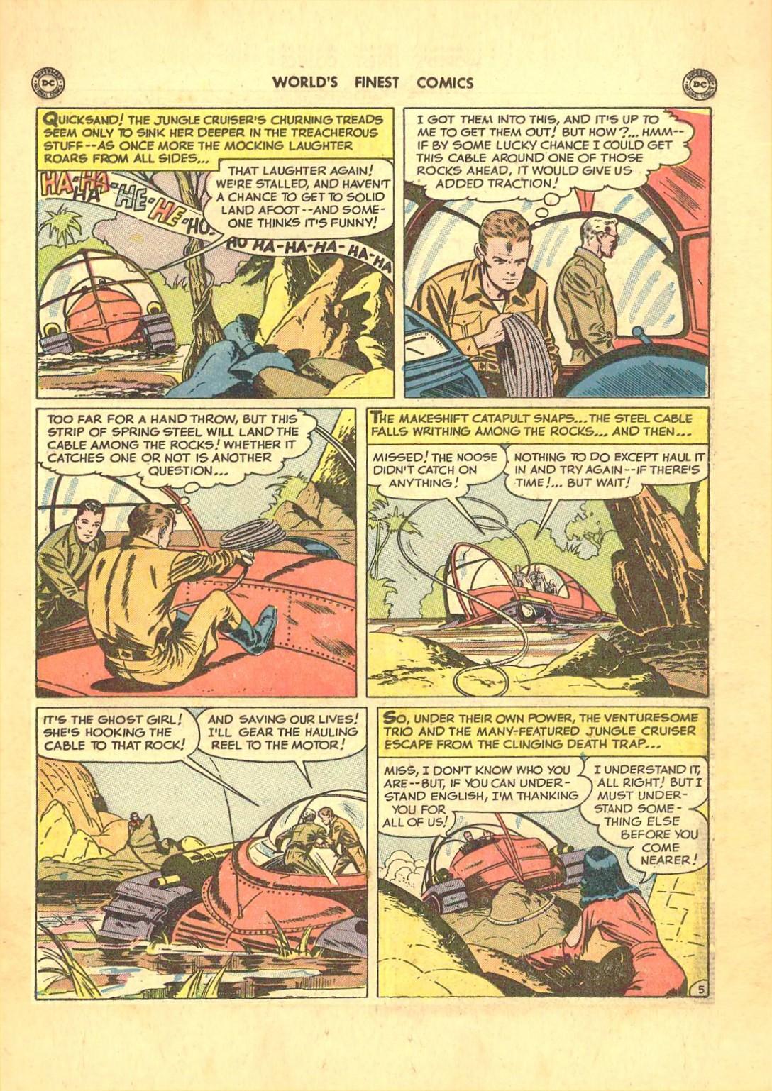 Read online World's Finest Comics comic -  Issue #50 - 33