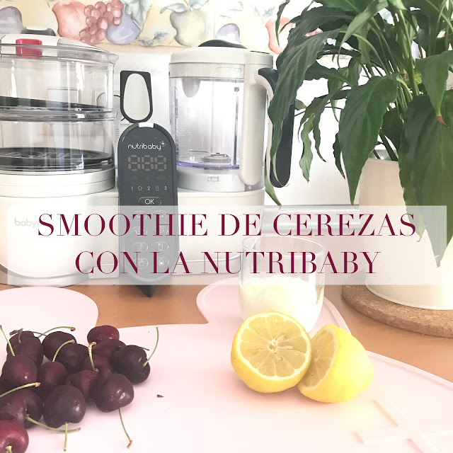 SMOOTHIE CEREZAS NUTRIBABY ITMUMÇ