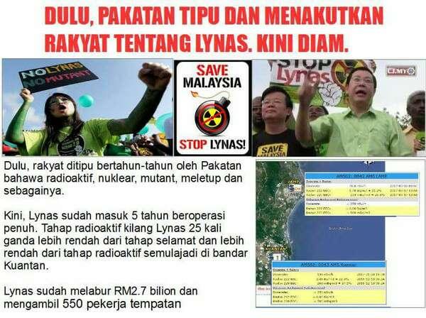 Pembangkang Penipu, Perangkap Rakyat - PM