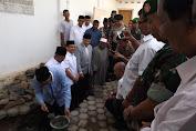 Pembangunan Mesjid Jamik Lueng Bata Dilanjutkan