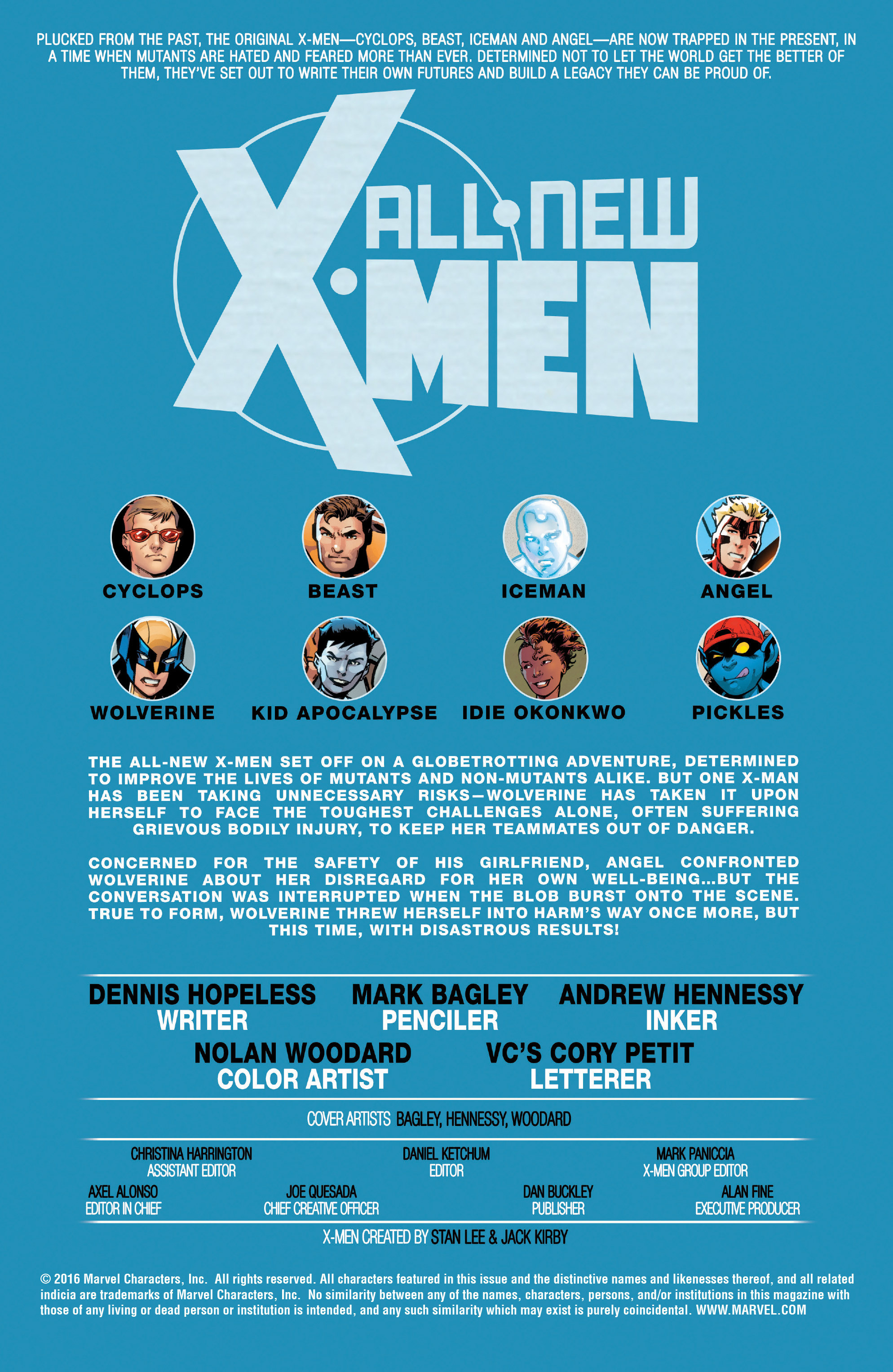 Read online All-New X-Men (2016) comic -  Issue #5 - 2