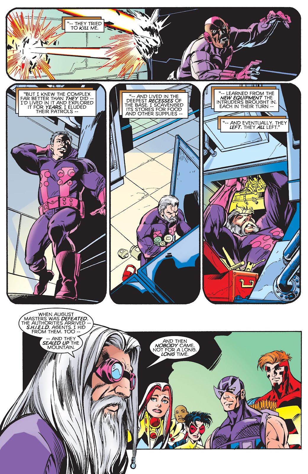 Read online Hawkeye & The Thunderbolts comic -  Issue # TPB 1 (Part 3) - 66