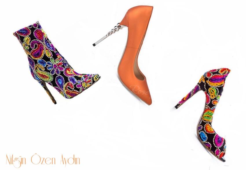Renkli Ayakkabılar-moda blogu-moda blogları