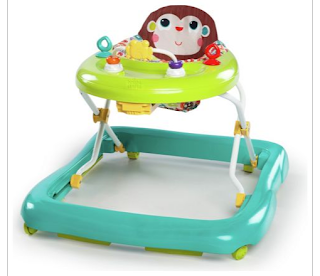 HALF PRICE £24.99 Bright Starts Pattern Pals Baby Walker – hurry order now!
