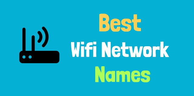 Wifi Network Names