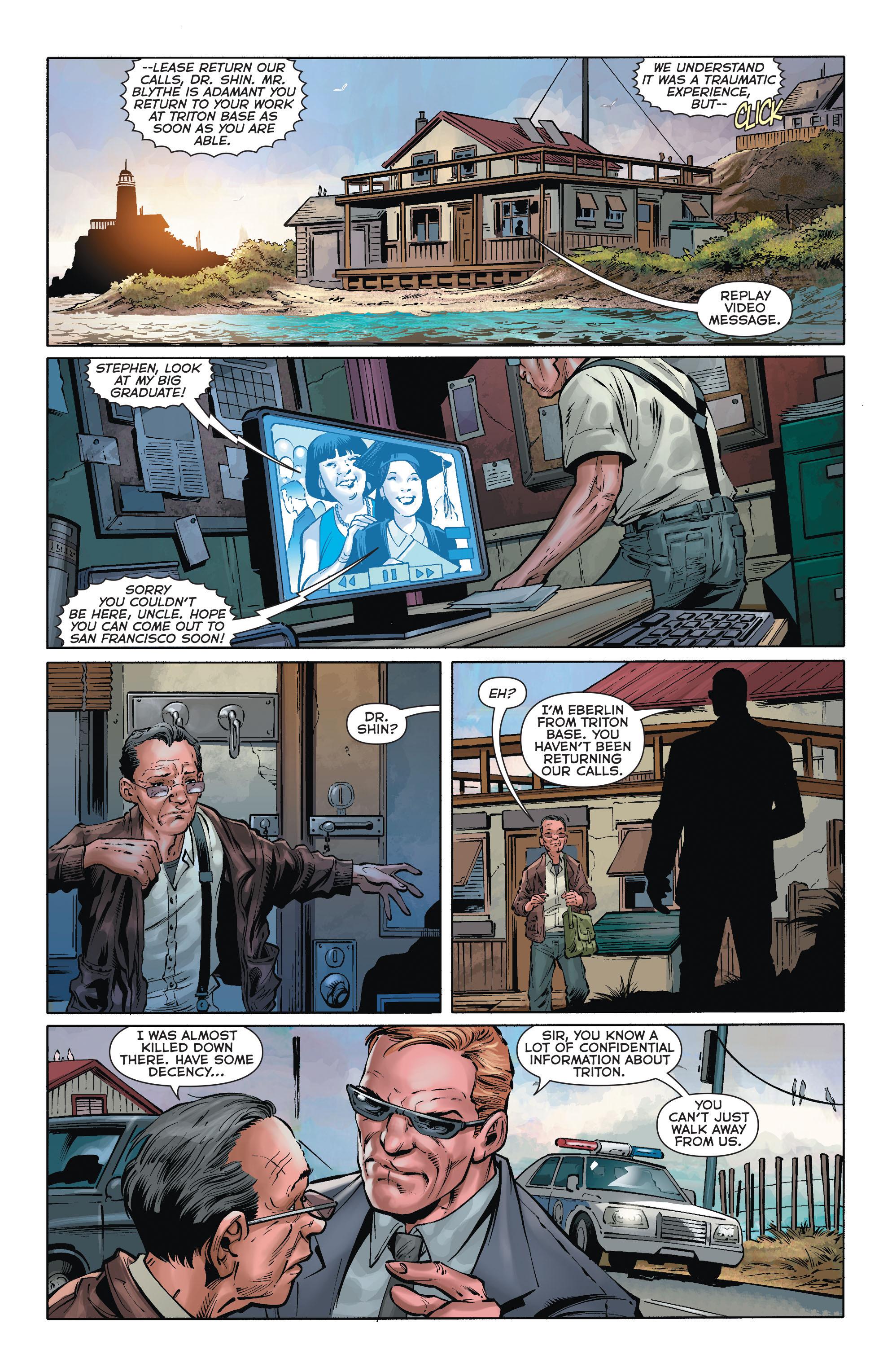 Read online Aquaman (2011) comic -  Issue #35 - 3
