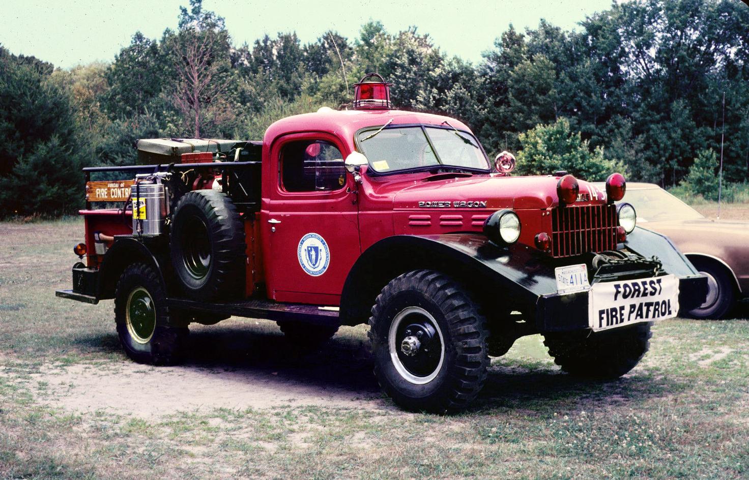 Cadillac Of Turnersville >> 1950s Dodge Power Wagon   The Wagon