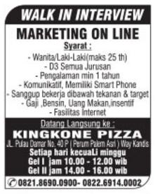Logo Kingkone Pizza