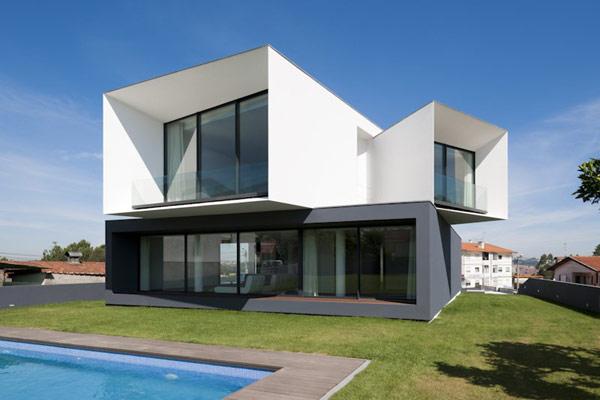 Hogares frescos impresionante arquitectura moderna en for Archi in casa moderna