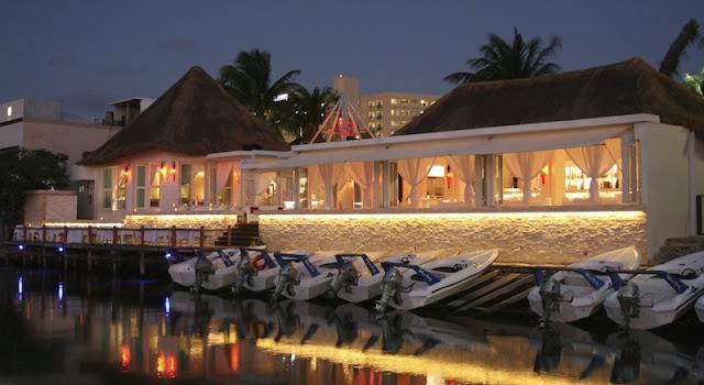 Restaurante Cenacolo em Cancún