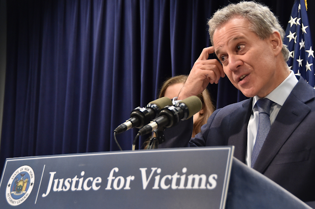 His own words: Schneiderman was harsh critic of abusive men