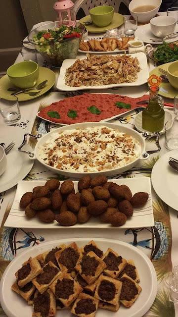سلسلة حلقات افطارك عندنا في شهر رمضان الكريم ( يوم لبناني )