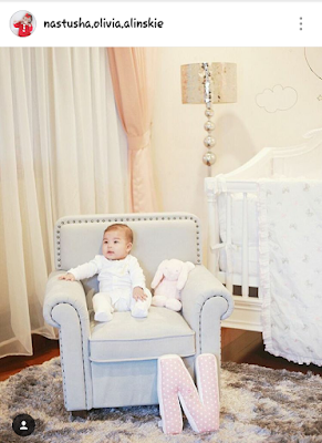 Bayi Mungil Pasangan Chelsea Olivia dan Glenn Alinskie