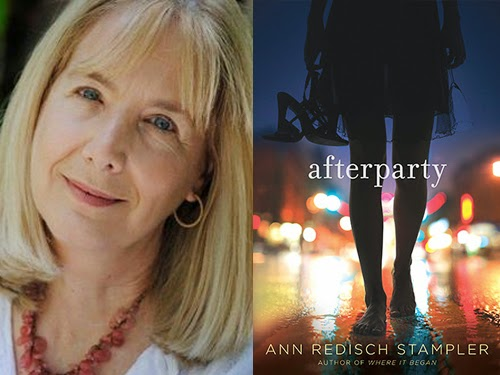 Ann Redisch Stampler, author of Afterparty