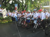 Sepeda Nusantara, Dukungan Pemko Medan untuk Asian Games