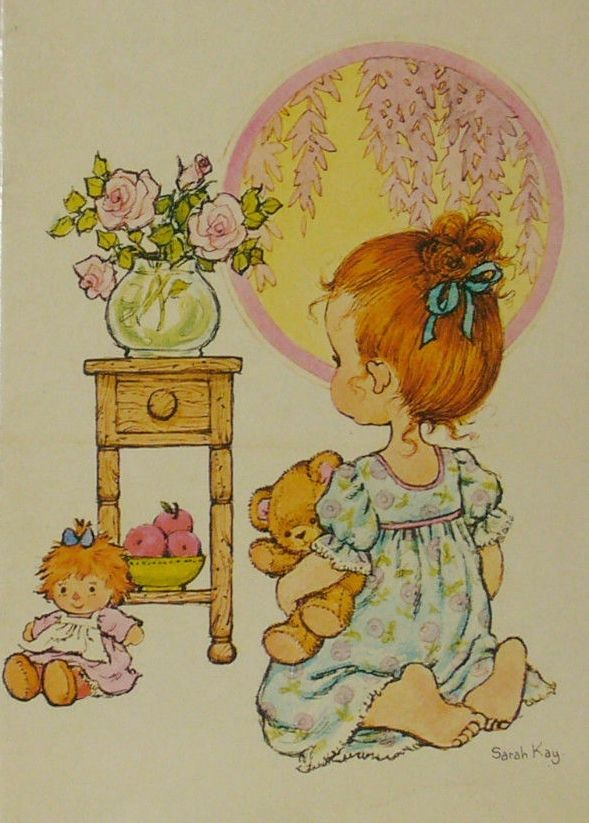 Desenho de Sarah Kay