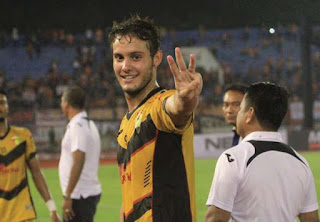 Persib Bandung Dipastikan Gagal Dapatkan Patrick Dos Santos Cruz
