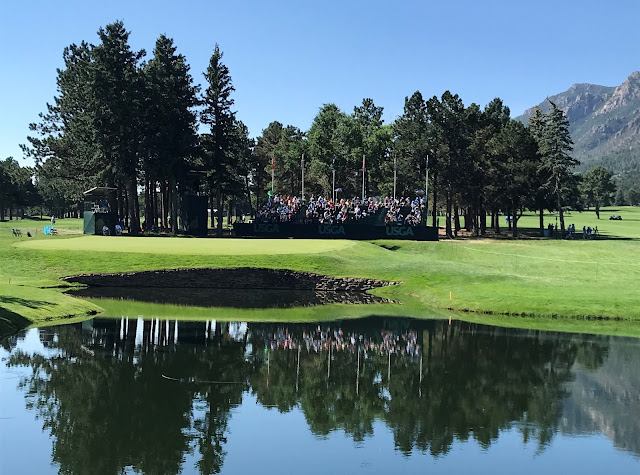 The Broadmoor is one of the US Senior Open golf courses
