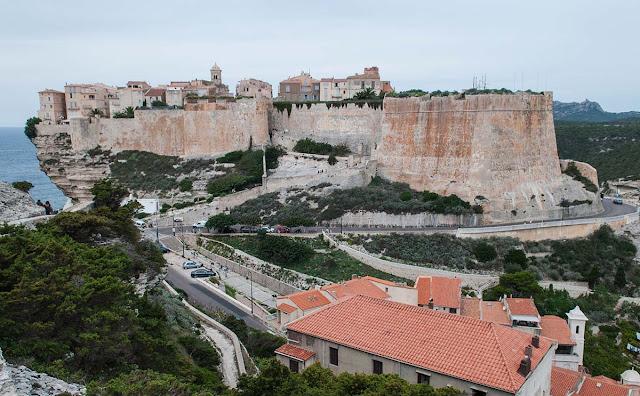 Bonifácio – Corsica