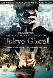 Sheep Movie Review: Tokyo Ghoul (2017) | I Smell Sheep