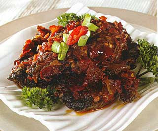 Resep Masakan Dendeng Balado