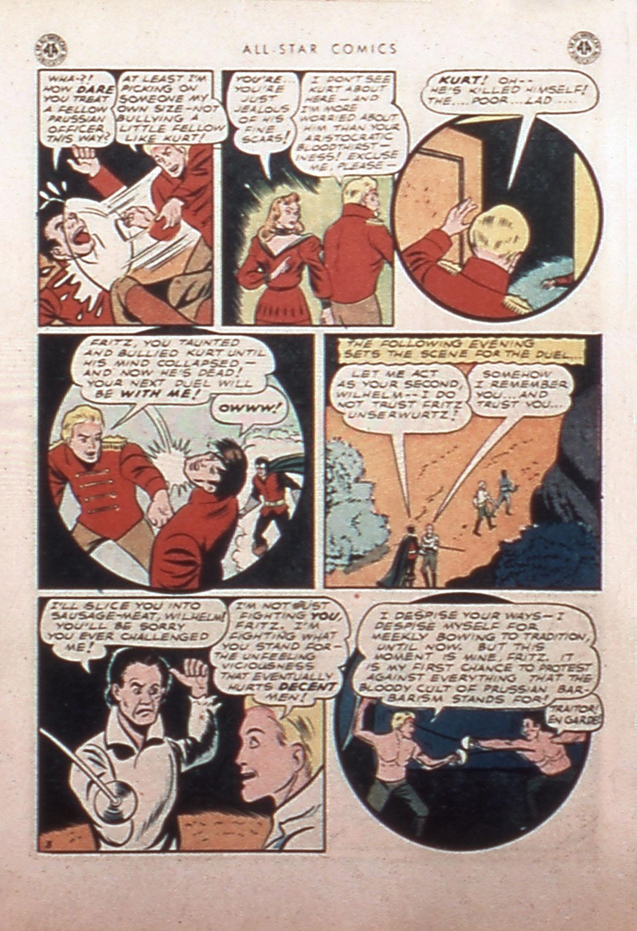 Read online All-Star Comics comic -  Issue #24 - 23