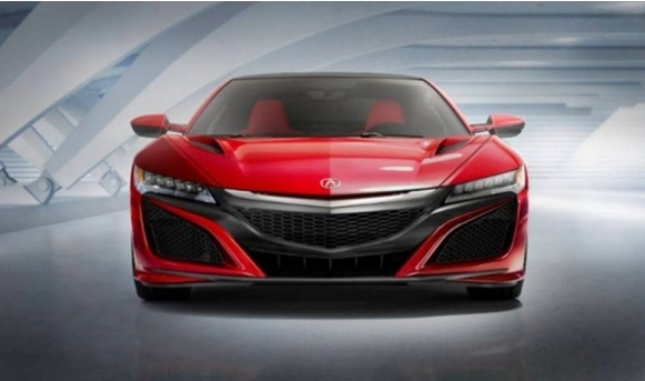 2017 Acura NSX Coupe Price Review Redesign Release Date