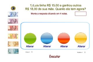http://www.jogosdaescola.com.br/play/index.php/numeros/437-desafios-matematicos-dinheiro