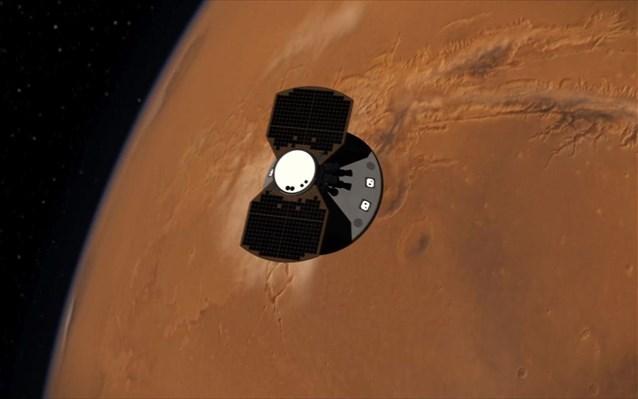Η προσεδάφιση του InSight στον πλανήτη Άρη έγραψε ιστορία